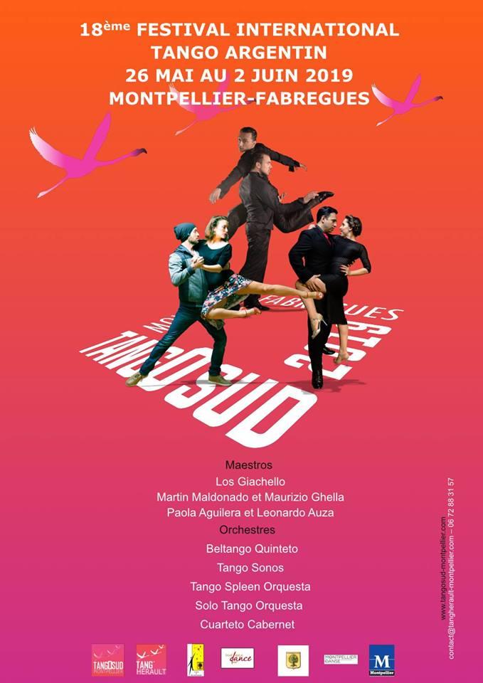 Festival Tango SUD Montpellier