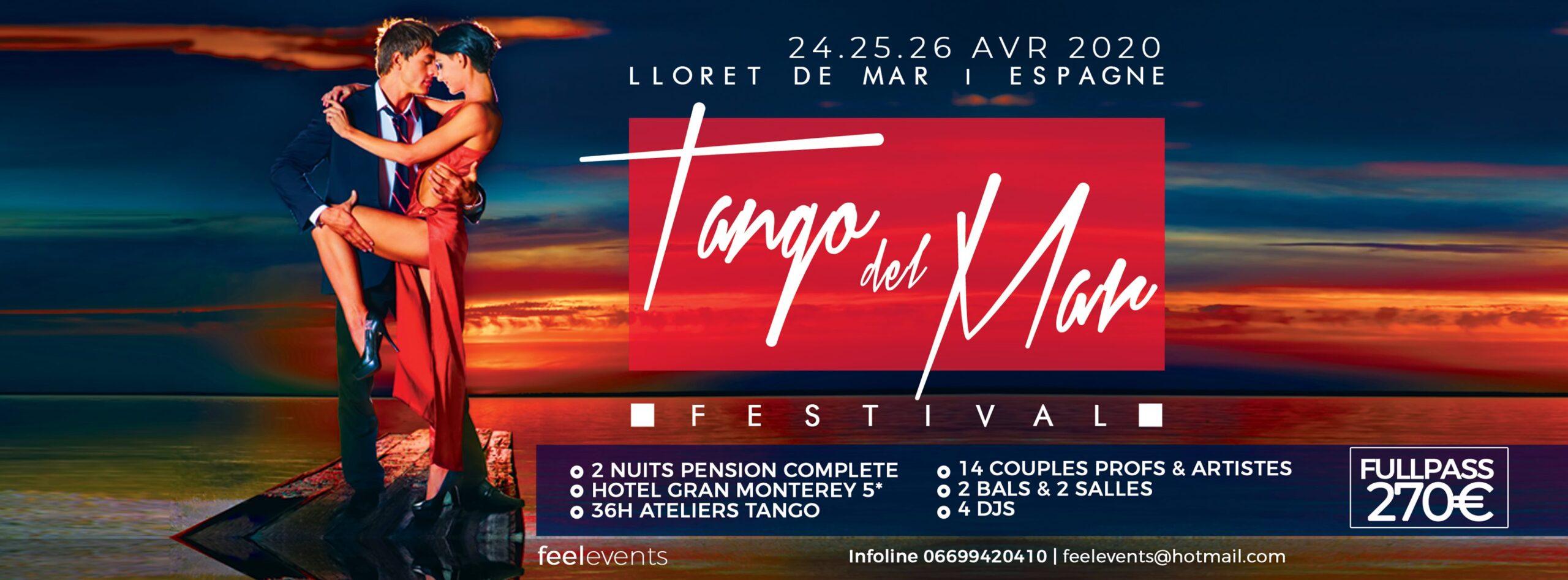 Festival Tango del Mar 2020